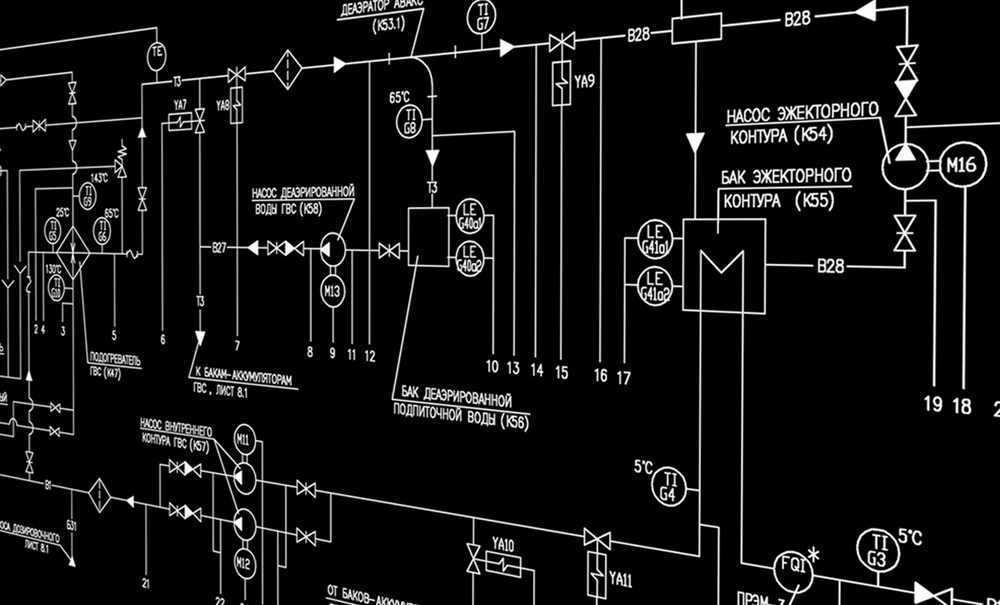 how to read instrument logic diagram